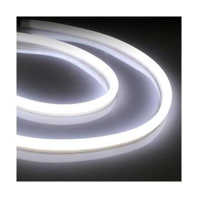 汎用 シリコンチューブ LED ライト ホワイト 90cm 2本セット