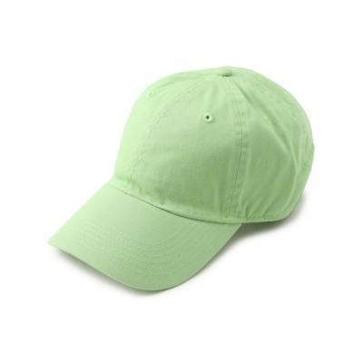 L.H.P / NEWHATTAN/ニューハッタン/《WEB限定》ベースボールキャップ/Baseball LowCap MEN 帽子 > キャップ