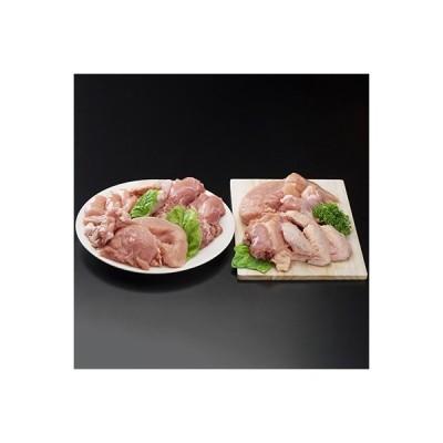 日南市 ふるさと納税 【黒潮ポーク】宮崎県産鶏バラエティー2.5kgセット