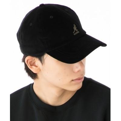 帽子屋ONSPOTZ / カンゴール キャップ ストラップバック CORD BASEBALL KANGOL MEN 帽子 > キャップ