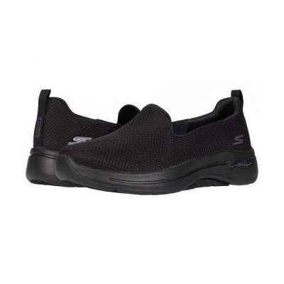 SKECHERS Performance スケッチャーズ レディース 女性用 シューズ 靴 スニーカー 運動靴 Go Walk Arch Fit - Black