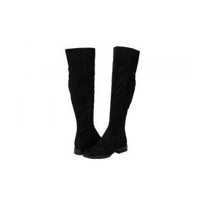 GUESS ゲス レディース 女性用 シューズ 靴 ブーツ ロングブーツ Raniele - Black Fabric
