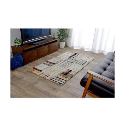 イケヒコ・コーポレーション トルコ製ウィルトン織カーペット『フェス』/2349109 -/80×140cm