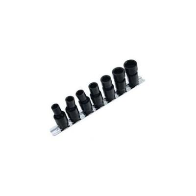 SEK(スエカゲ) Pro-Auto7PC.インパクトユニバーサルジョイントソケットセット(ミリ)(差込角9.5mm)(3921M)