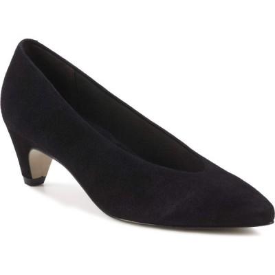 ウォーキング クレードル Walking Cradles レディース シューズ・靴 Bristol Black Suede