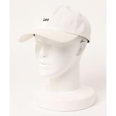 帽子 キャップ 【Lee】LOGO CAPII