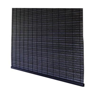 三宅製簾-すだれ-グランツ-60×90-ブラック