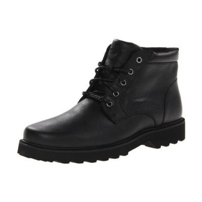 Rockport メンズ Northfield PT ブーツ ブラック 10 M (D)(海外取寄せ品)