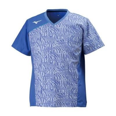 ミズノ ミズノ ブレーカーシャツ[ユニセックス] バハブルー(v2me800225)  スポーツ用品 取り寄せF