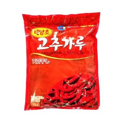 清浄園 唐辛子粉 調味用 1kg
