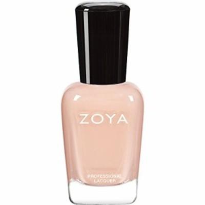 zoya ゾーヤ ネイルカラーzp367 scarlet スカーレット 15ml クリーミーなピンク マット 爪にやさしいネイルラッカーマニキュア