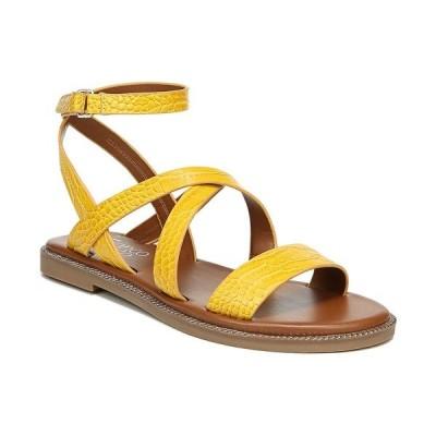 フランコサルト サンダル シューズ レディース Kemmer Sandals Yellow