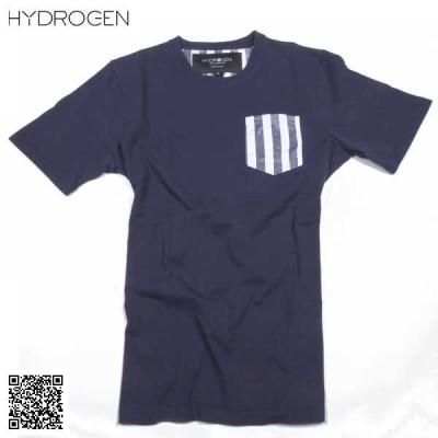 ハイドロゲン(HYDROGEN) メンズ クルーネック 半袖 Tシャツ 180006 013   61S