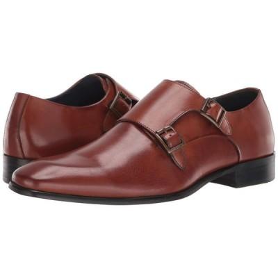 スティーブ マデン Steve Madden メンズ ローファー シューズ・靴 Beaumont Loafer Cognac Leather