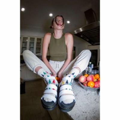 ドクターマーチン Dr. Martens レディース サンダル・ミュール シューズ・靴 blaire hydro leather sandal White