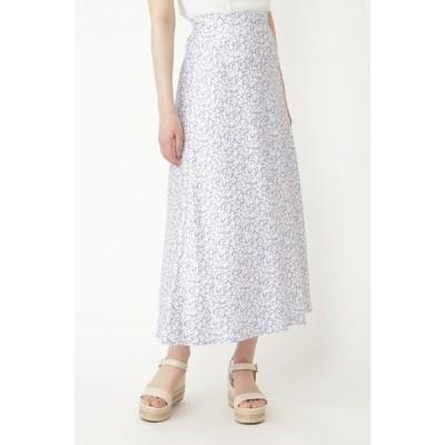 スカート ◆マノアサテンスカート