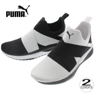 プーマ PUMA スニーカー ツギ ゼファー モノリス TSUGI ZEPHYR MONOLITH 366008 プーマホワイト(01)プーマブラック(02)
