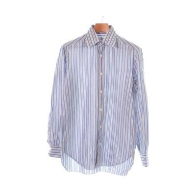 BARBA バルバ カジュアルシャツ メンズ