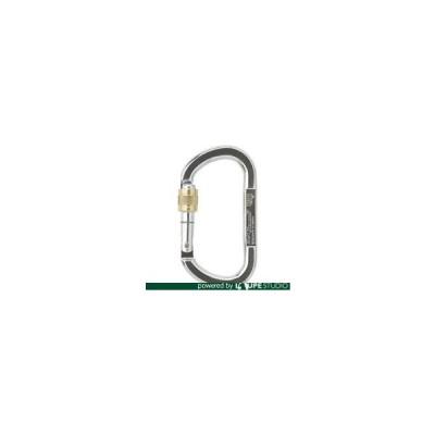 ALPIN OVAL ASYMM XL スクリューロック 線径13.5 シルバー [TP11AK] TP11AK 販売単位:1