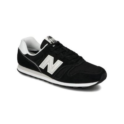 ニューバランス newbalance スニーカー レディース ML373KB2 ブラック メンズ・ユニセックス 靴 シューズ 21SS