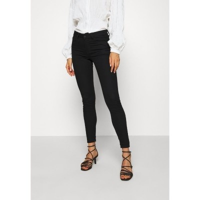 ジェイディーワイ デニムパンツ レディース ボトムス JDYNEWNIKKI LIFE - Jeans Skinny Fit - black denim