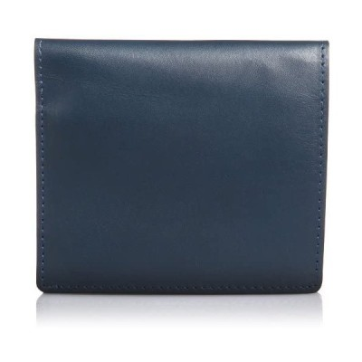 [Vintage Revival Productions] Air wallet tanned leather (ネイビー One Size)