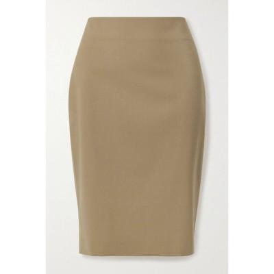 セオリー Theory レディース ひざ丈スカート スカート stretch-wool skirt