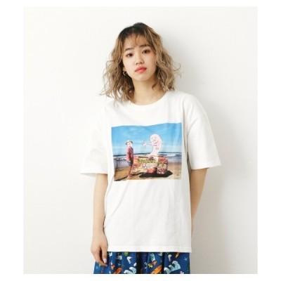 tシャツ Tシャツ Ryu Ambe×RCSフォトTシャツ