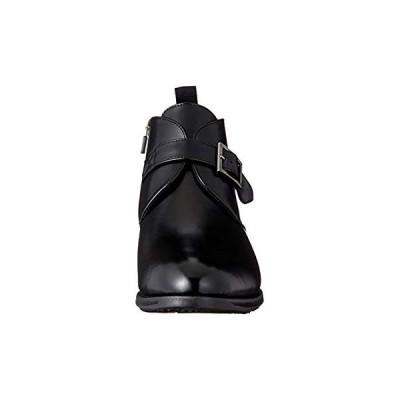 ユーピーレノマ ビジネスシューズ 防水ブーツ SPU3651 メンズ ブラック 27 cm 3E