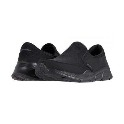 SKECHERS スケッチャーズ メンズ 男性用 シューズ 靴 スニーカー 運動靴 Equalizer 4.0 Persisting - Black/Black