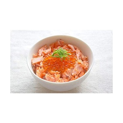 北海道 産 いくら 醤油漬 500g と、 銀聖 の 鮭山漬 (6切)の セット