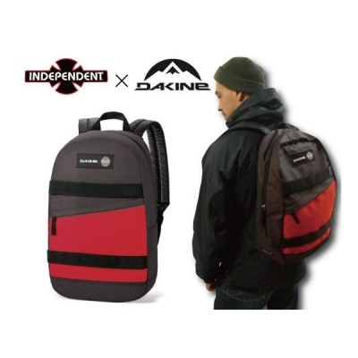 INDEPENDENT×DAKINE BACKPACKインディペンデント×ダカイン コラボ バックパック[MANUAL INDEPENDENT COLLAB 20L]