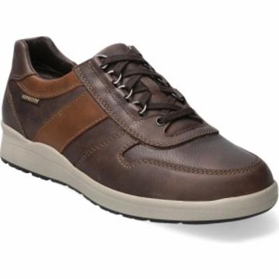 メフィスト MEPHISTO メンズ スニーカー シューズ・靴 Valerian Sneaker Dark Brown