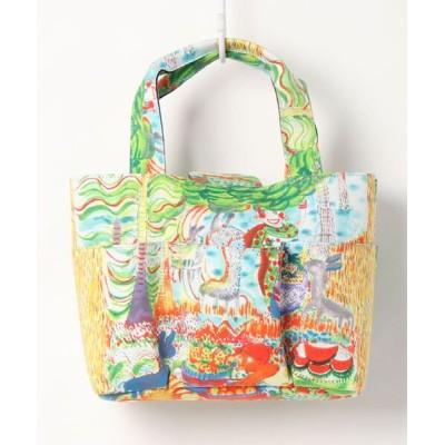 tsumori chisato CARRY / カットオブツールバッグ フルーツマーケット WOMEN バッグ > ハンドバッグ