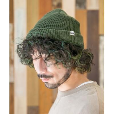 Shop無 / ROLL WATCH COUNT【ロールワッチカウント】 MEN 帽子 > ニットキャップ/ビーニー