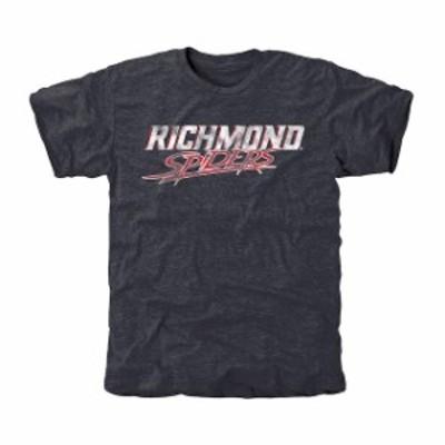 Fanatics Branded ファナティクス ブランド スポーツ用品  Richmond Spiders Navy Classic Wordmark Tri-Blend T-Shirt