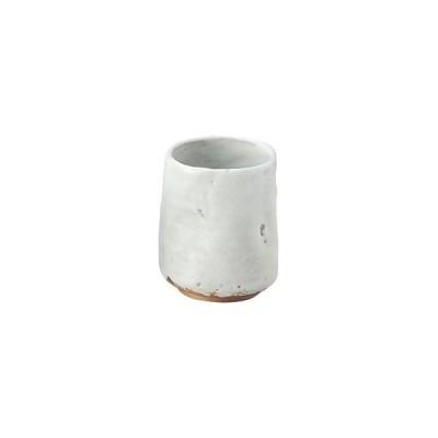 和食器志野かすり(土物) 湯呑 大/大きさ・7×9.5cm・260cc