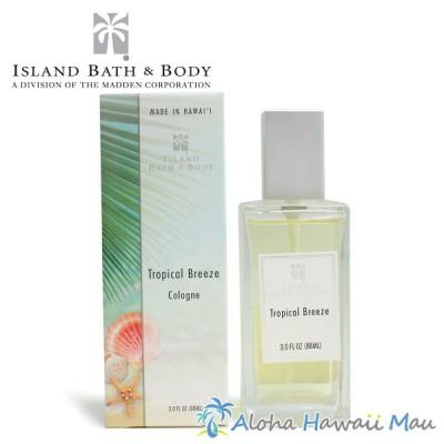Island Bath&Body アイランド バス&ボディ コロン トロピカルブリーズ 3oz