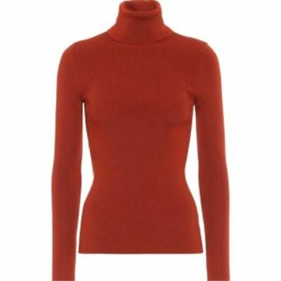 グッチ Gucci レディース ニット・セーター トップス Wool turtleneck sweater Rust