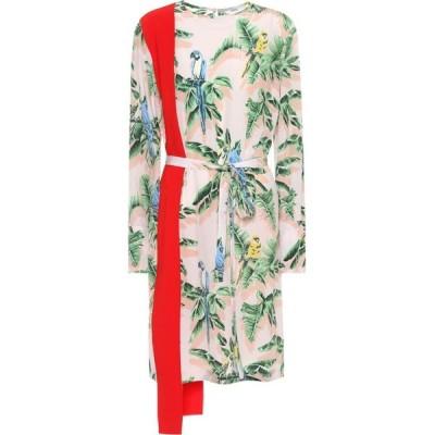 ステラ マッカートニー Stella McCartney レディース ワンピース ワンピース・ドレス printed silk dress