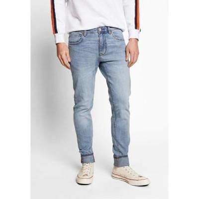 セリオ デニムパンツ メンズ ボトムス ROSKLAIR - Slim fit jeans - bleached