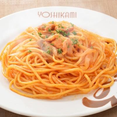 浅草ヨシカミ ナポリタン&デミグラスミートソース 各4食計8食
