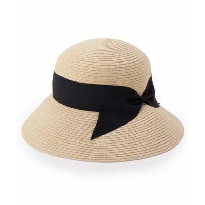 WORLD ONLINE STORE SELECT / UV洗えるツバ広ハット WOMEN 帽子 > ハット