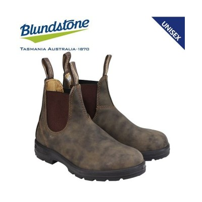 【スニークオンラインショップ】 ブランドストーン Blundstone サイドゴア メンズ レディース ブーツ SUPER 550 BOOTS 585 ブラウン ユニセックス その他 UK5.5-24.5 SNEAK ONLINE SHOP