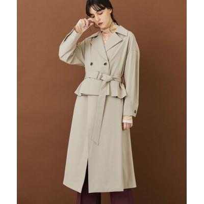 STUDIOUS WOMENS / 【STUDIOUS】3WAYトレンチコート WOMEN ジャケット/アウター > トレンチコート