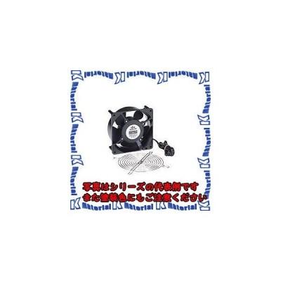 【P】【代引不可】日東工業 PF-125WJ (カンキセン100V 盤用換気扇 [OTH15274]
