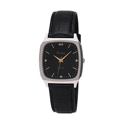 [クロトン] 腕時計 RT-164M-04 メンズ ブラック