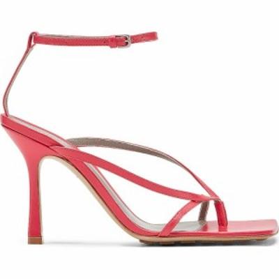 ボッテガ ヴェネタ Bottega Veneta レディース サンダル・ミュール シューズ・靴 leather stretch toe heels Lollipop
