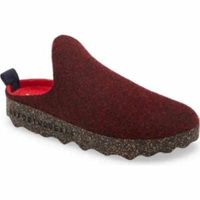 フライロンドン ASPORTUGUESAS BY FLY LONDON レディース スニーカー シューズ・靴 Fly London Come Sneaker Mule Merlot Fabric