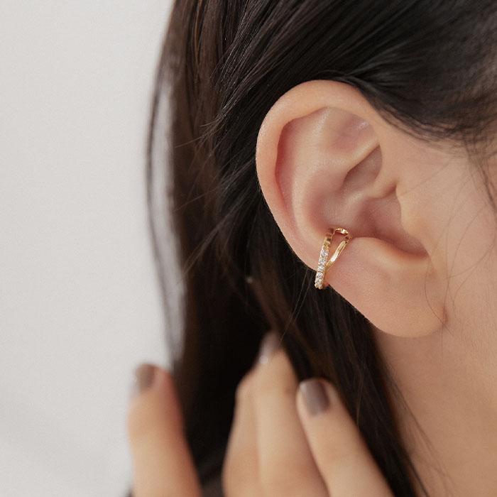 魅力.單支耳骨夾